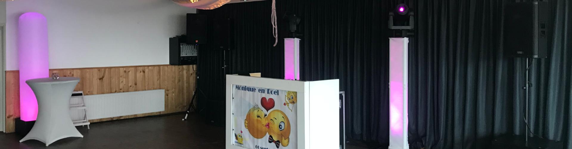 DJ huren in Zevenhuizen voor bruiloft Ambitious DJ hier voor exclusieve bruiloft in Gouda