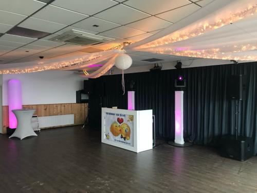 DJ huren in Zevenhuizen Lake 7 voor voor bruiloft, verjaardag of bedrijfsfeest