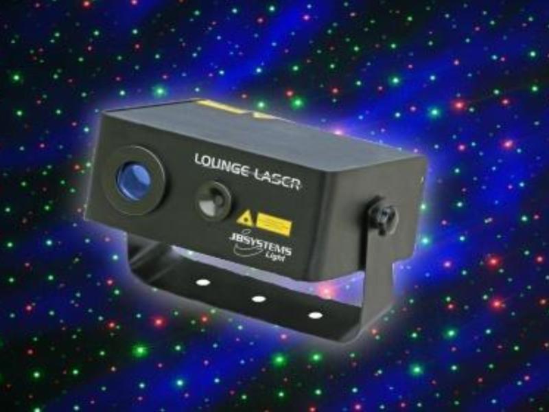 Lounge Laser boeken als special effect voor verjaardag