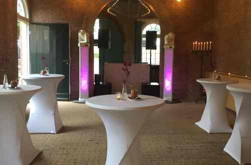 DJ huren in Poederoijen Slot Loevestein voor bruiloft, verjaardag of bedrijfsfeest