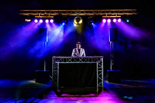 Grote DJ-Show boeken