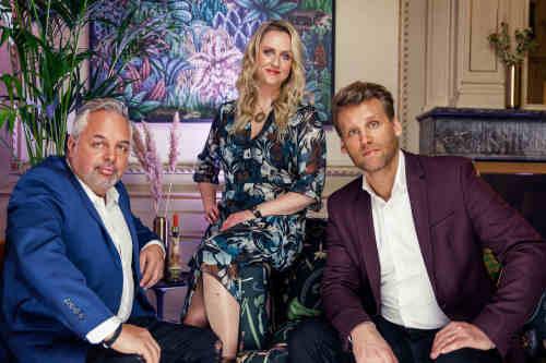 Muziek Trio The Royals boeken