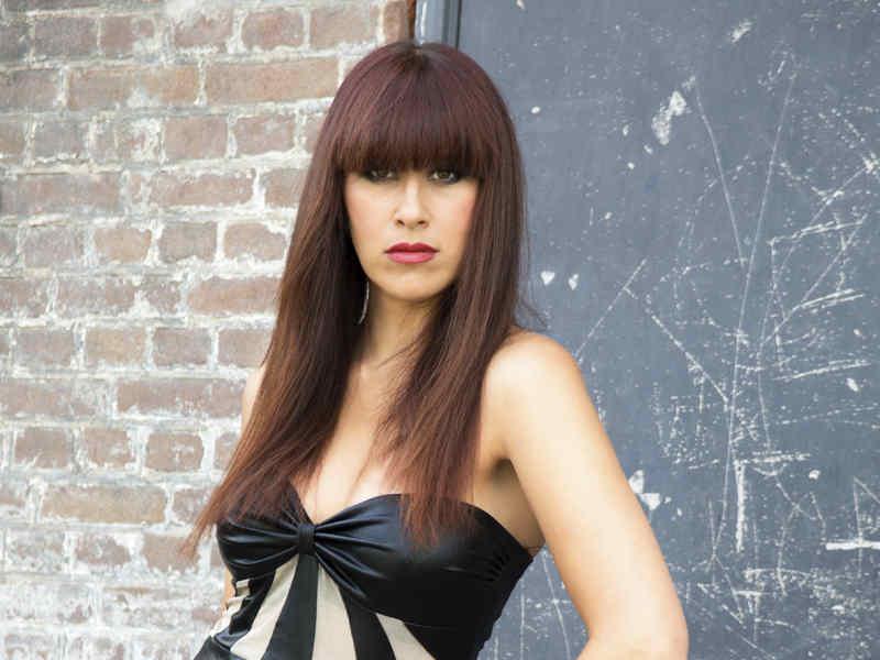 Vocaliste Erica boeken voor bedrijfsfeest