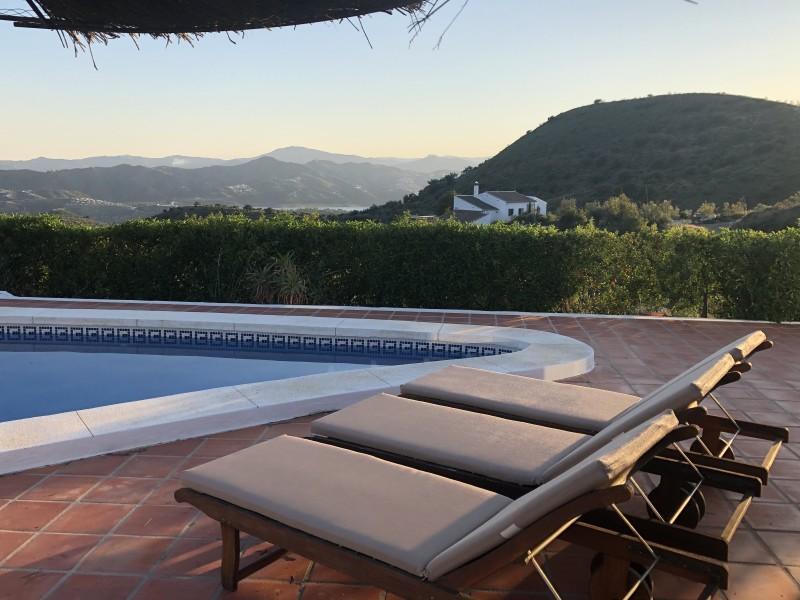 vakantiehuis huren in Andalusië