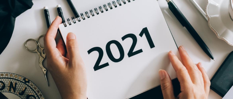 Hoe stel jij je 2021 voor?