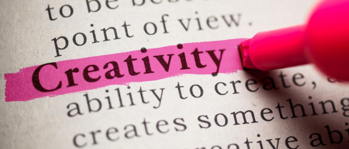 De kunst van creatief leven