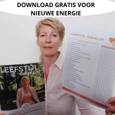Leefstijl Checklist Gratis