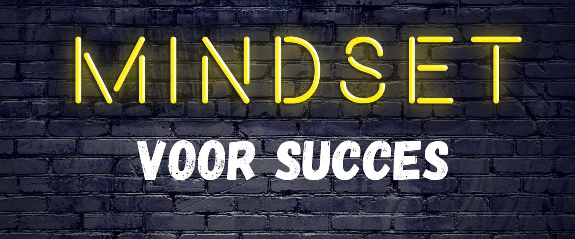Hoe je een mindset voor succes krijgt (deel 2 van 5)