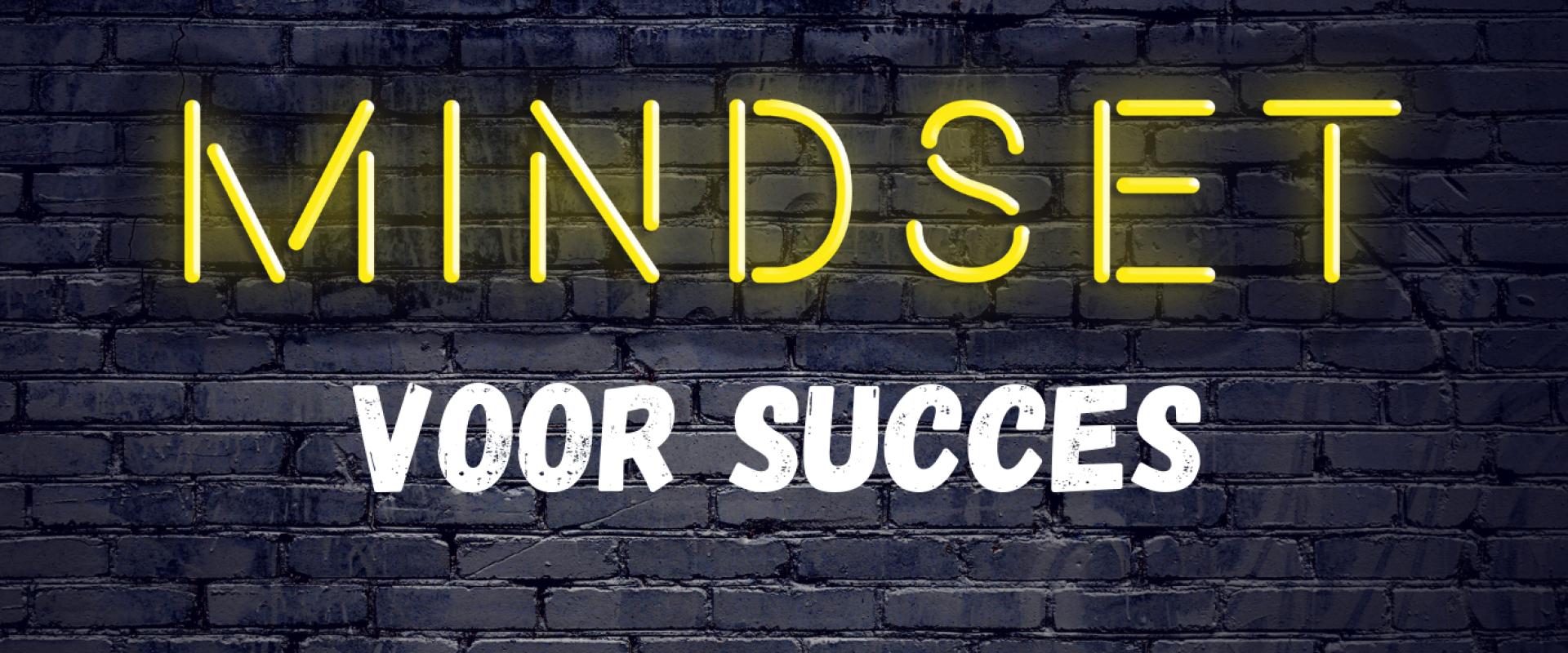 Hoe je een mindset voor succes krijgt (deel 3 van 5)