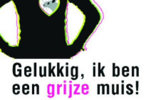 Anneke Dekkers, gelukkig ik ben een grijze muis