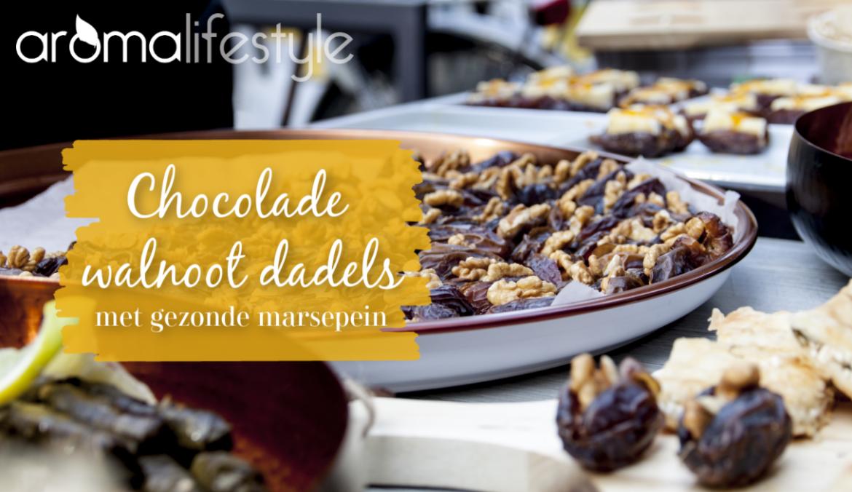 chocolade walnoot dadels