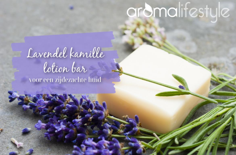 lavendel kamille lotion bar