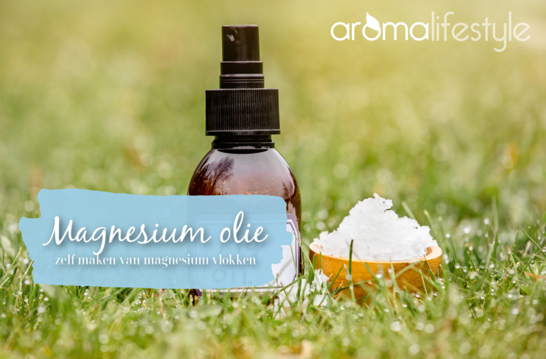 magnesium olie