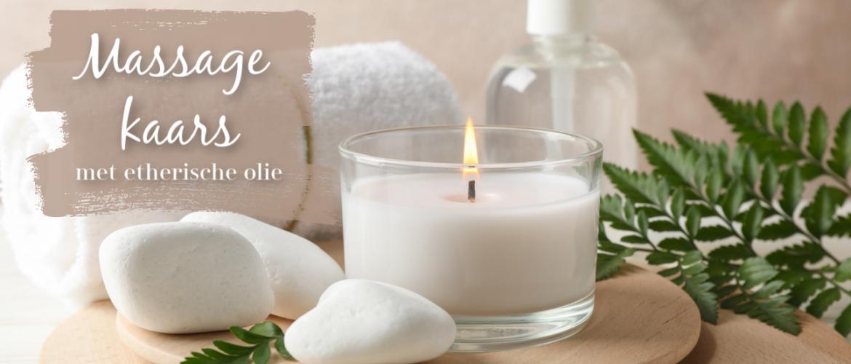 Massagekaarsen, voor een ontspannende massage