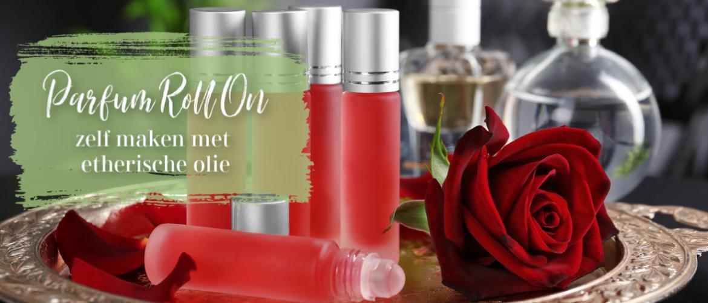 Parfum roll on, parfum zelf maken met etherische olie