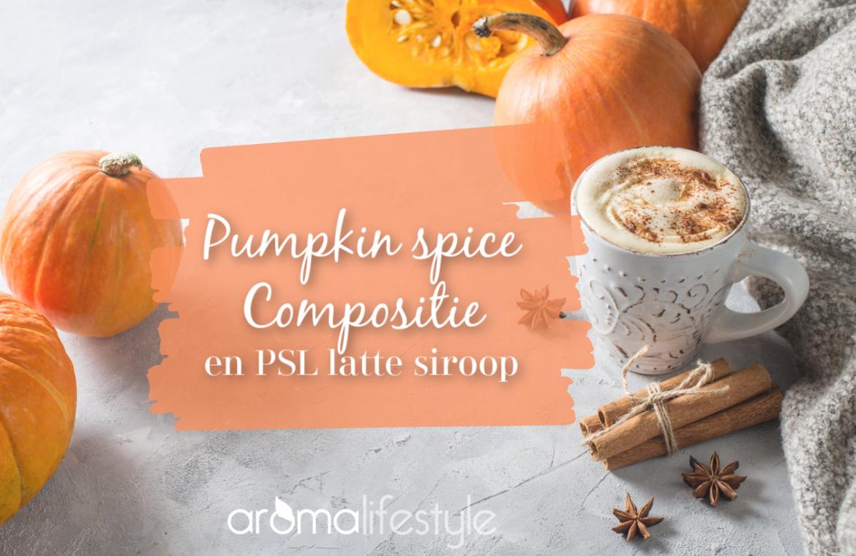 pumpkin spice compositie