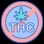 THC vrij CBD