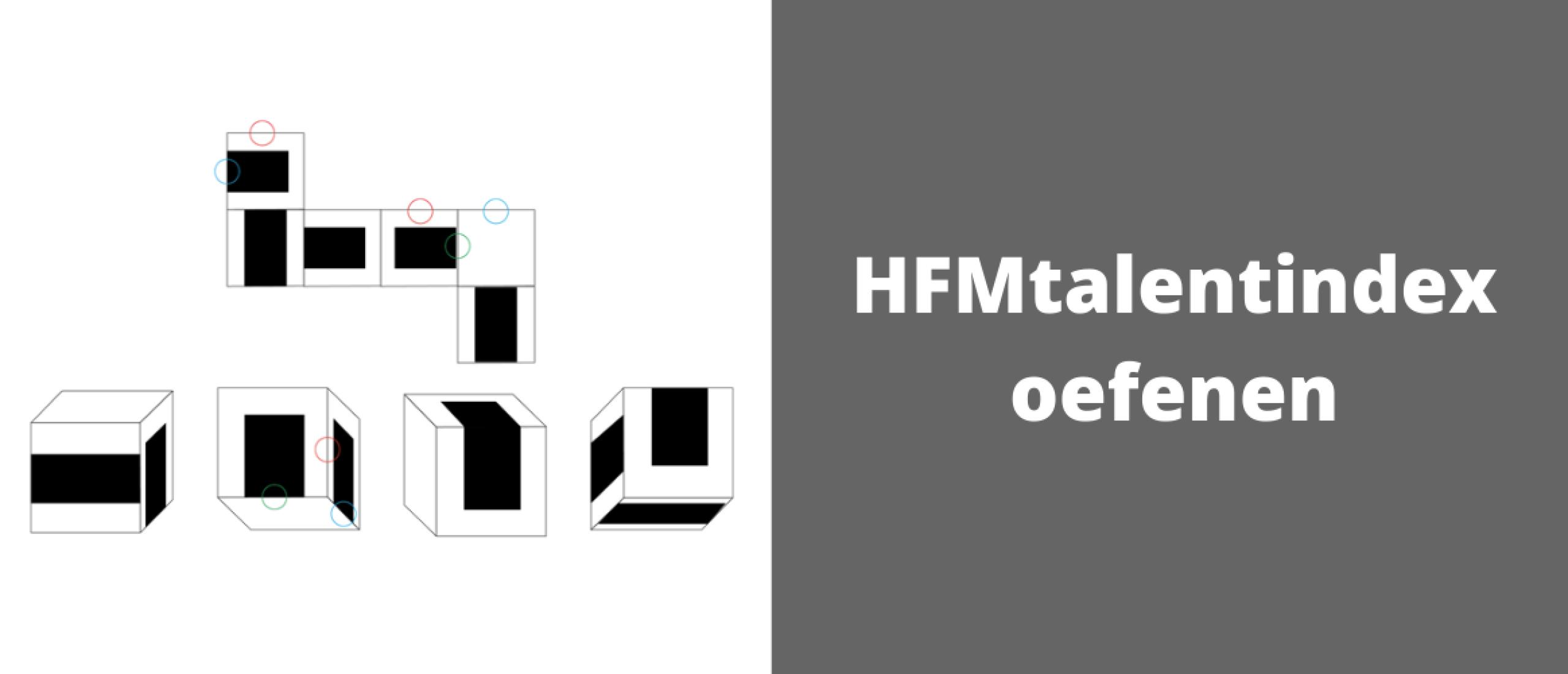HFMtalentindex oefenen