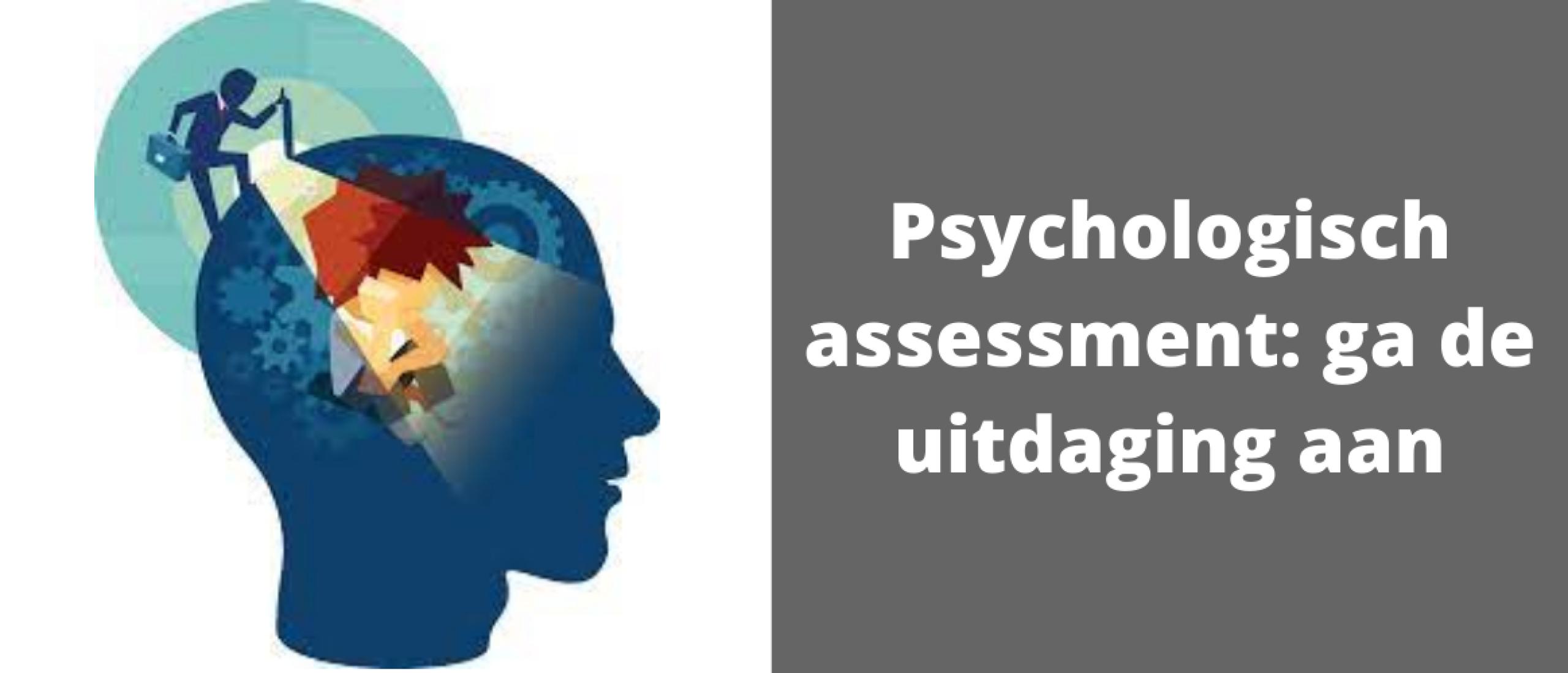 Psychologisch assessment: ga de uitdaging aan