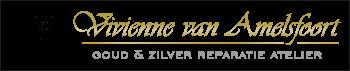 logo vivienne van amelsfoort goud zilver reparatie atelier 350x71
