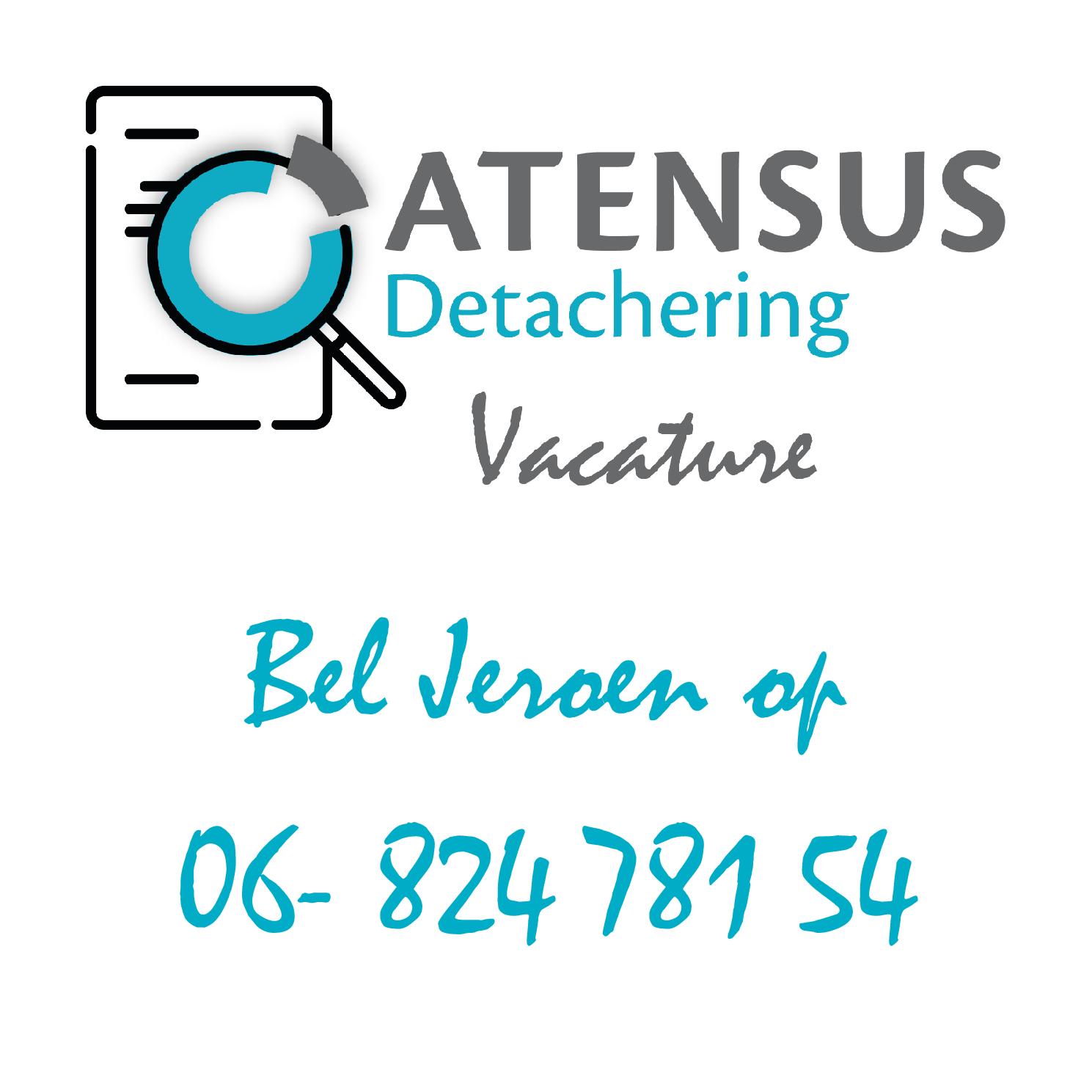 Vacature Atensus upload