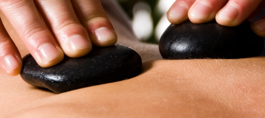Workshop hot stone massage