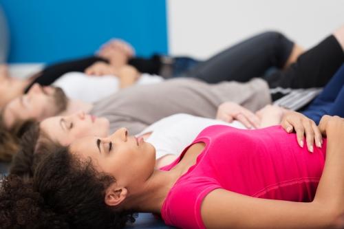 Workshop de kunst van het ademhalen