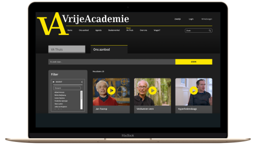 e-learning AudiencePlayer