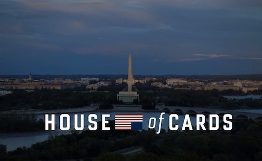 Online video streaming | Programmatic content creation | House of Cards