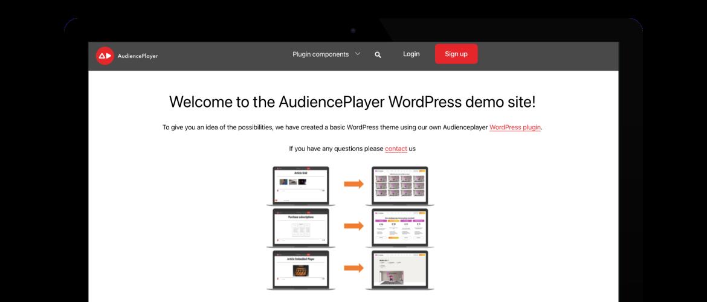 WordPress video plugin: create your own WordPress video website