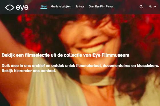 Eye filmmuseum videoplatform