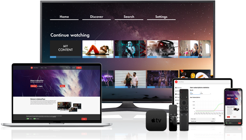 Start je eigen videoplatform op elk scherm