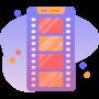 Video carrousel met AudiencePlayer