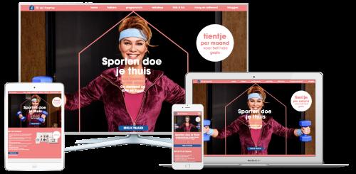 videoplatform oplossing voor trainers en coaches