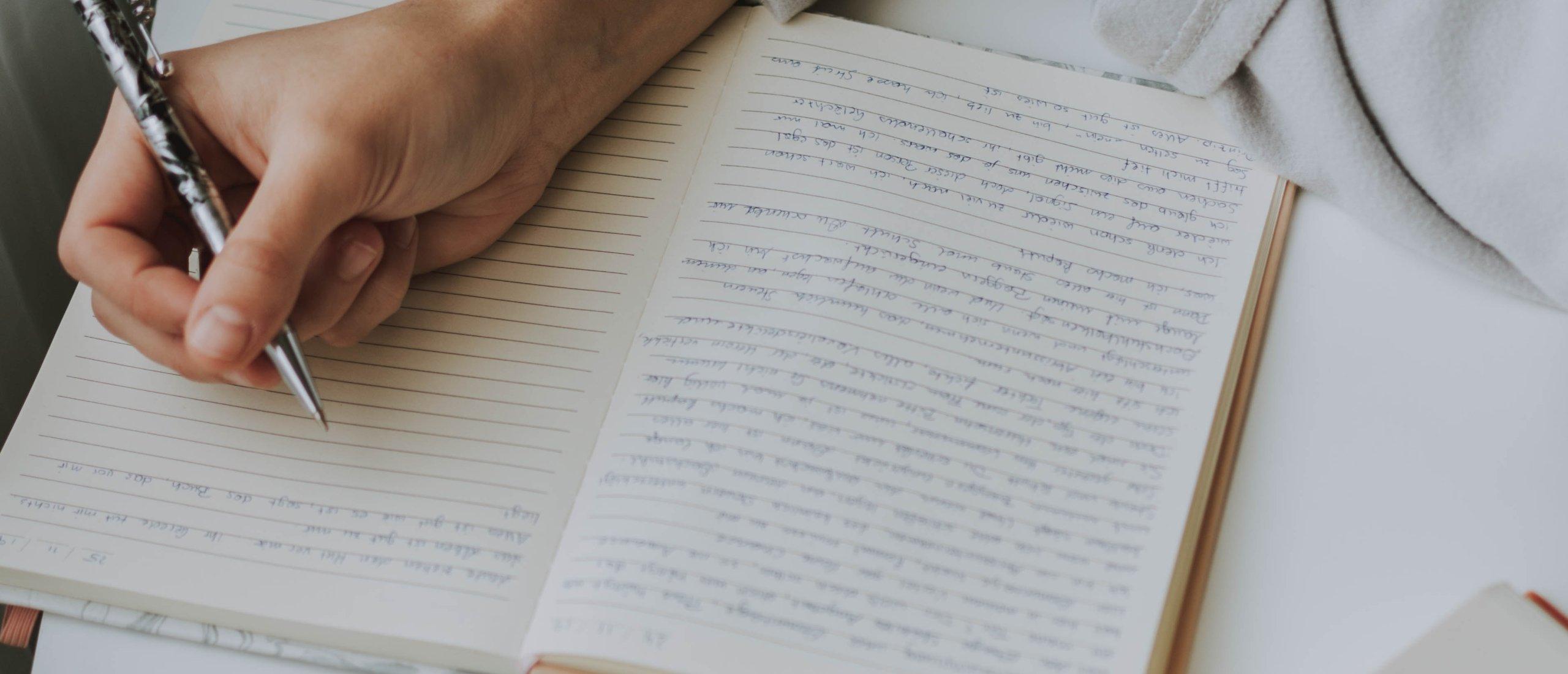 Dagboek van de mystery guest