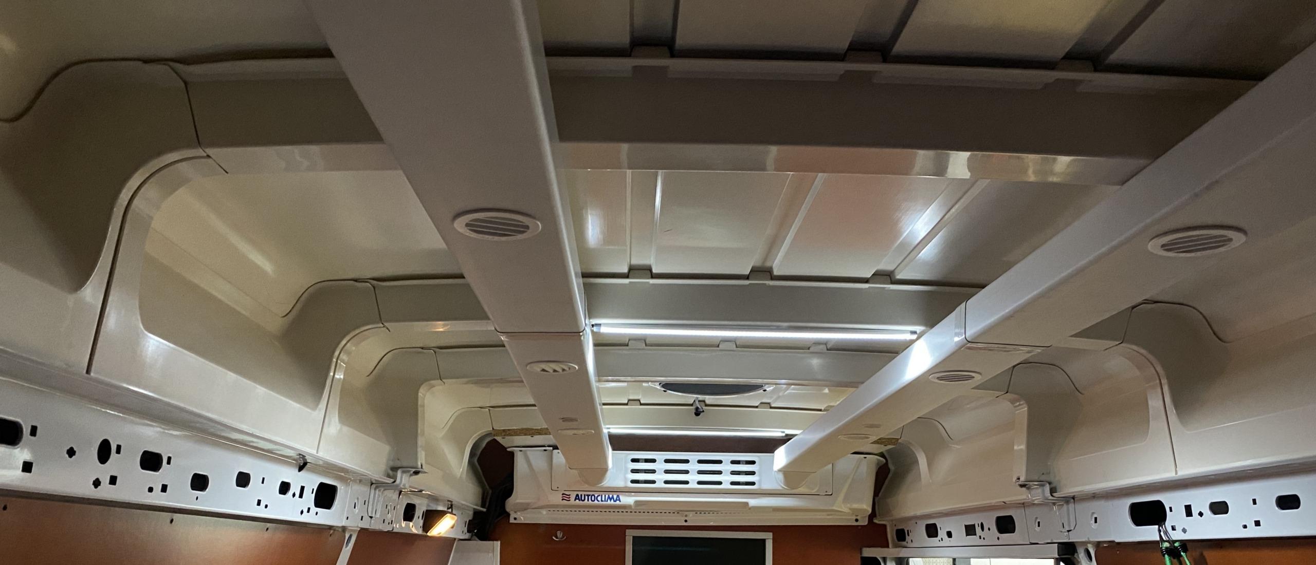 Project: airco-extension voor laadruimte Opel Movano