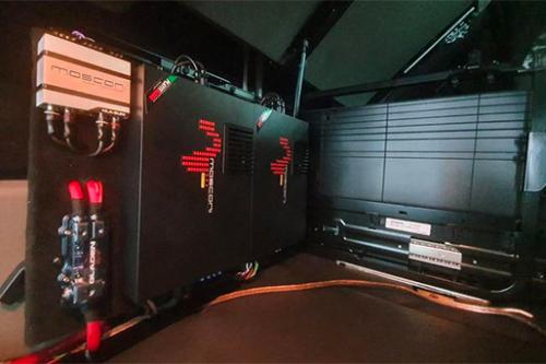 Audio Upgrade Vrachtwagen