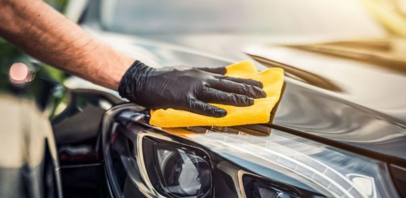auto poetsen drogen