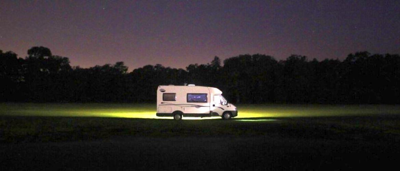 Bearlock of versnellingsbakslot voor campers