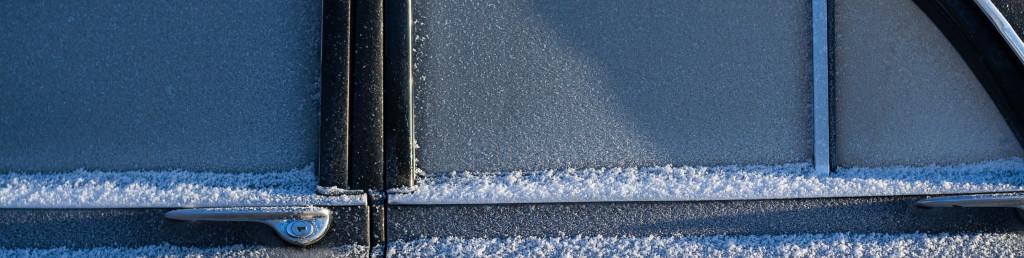 bevroren autodeuren - 1
