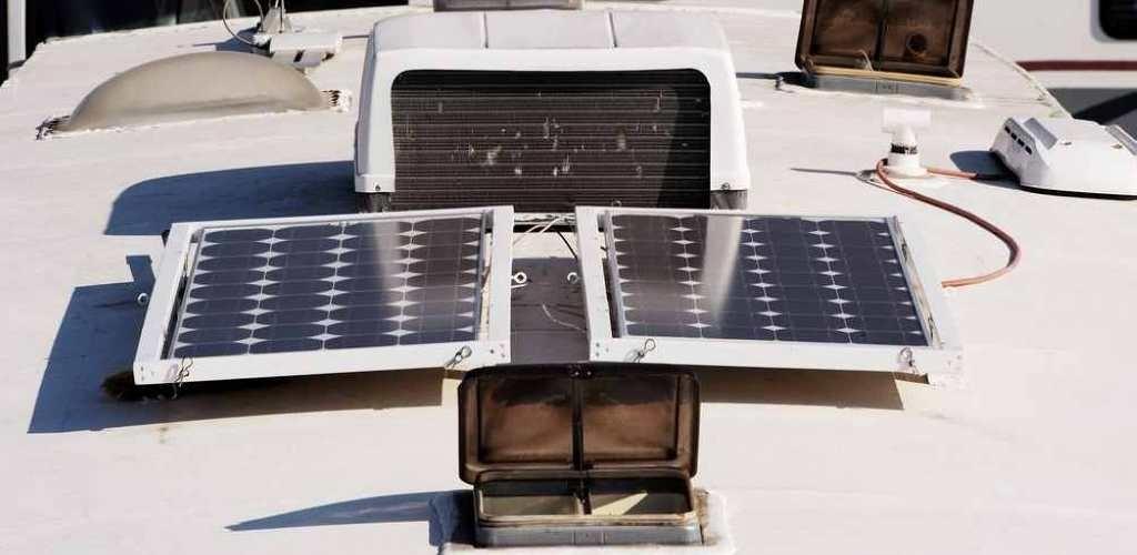 camper upgrade zonnepanelen