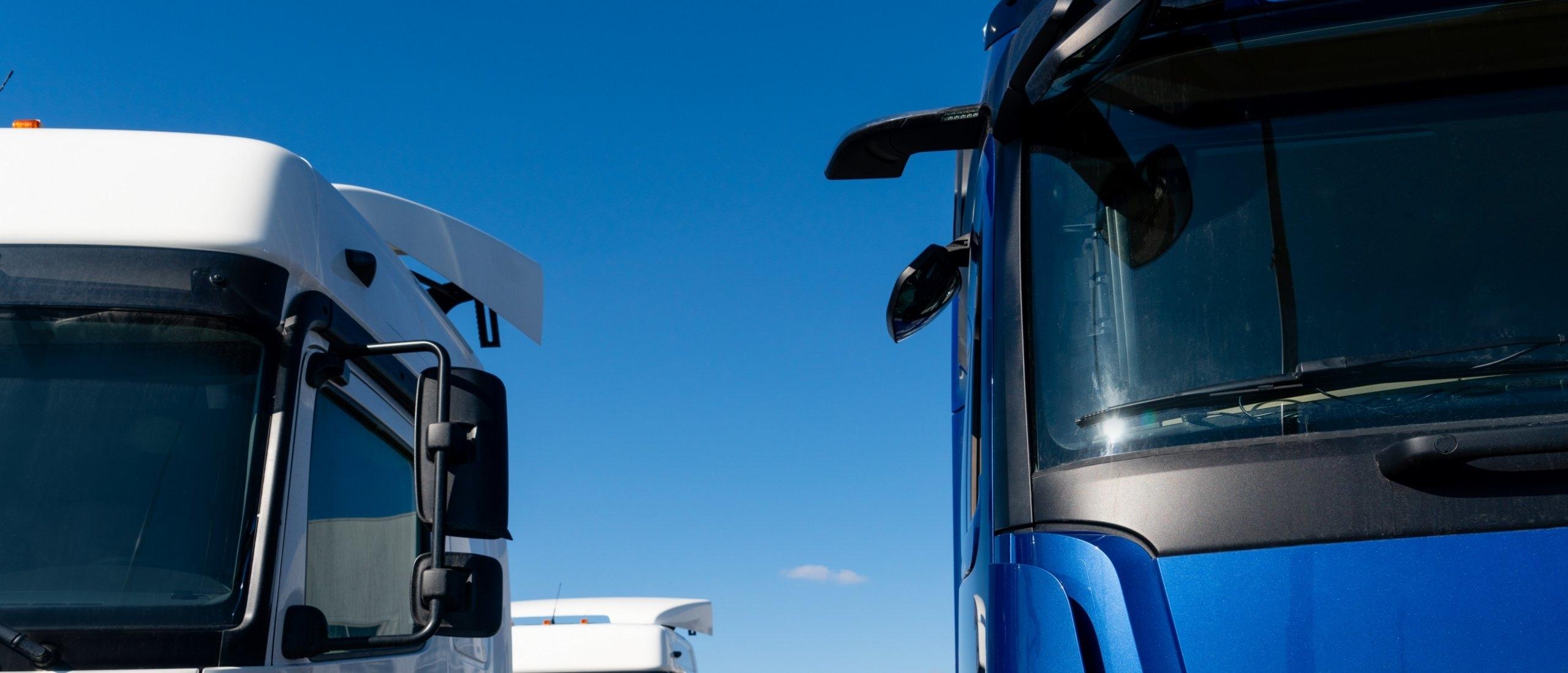 DVS voor vrachtwagen: meer veiligheid rondom
