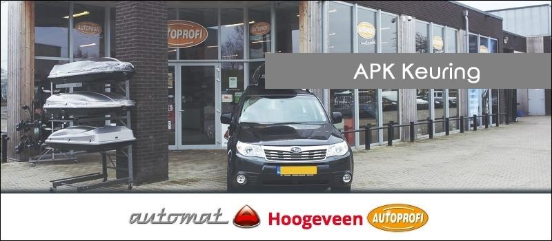 apk keuring auto Hoogeveen