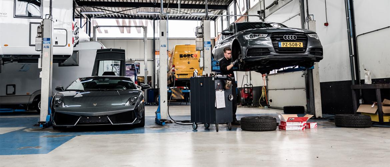 Onderhoud auto: klein onderhoud en groot onderhoud