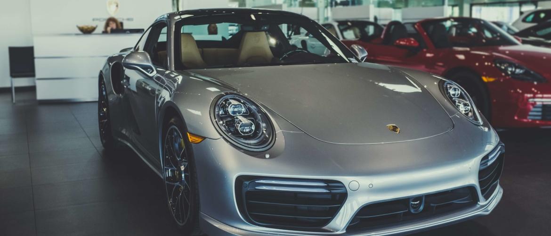 Audioupgrade Porsche