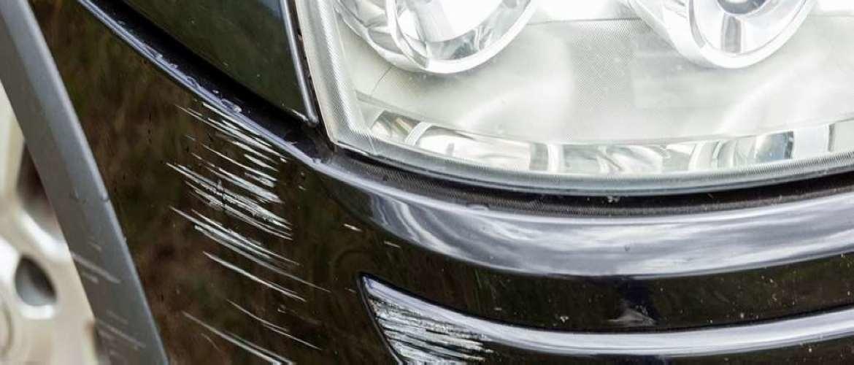 Schadeherstel auto (autolak): herstel kleine schade aan autolak