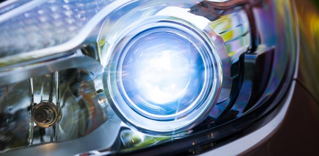 verlichting auto en camper xenon