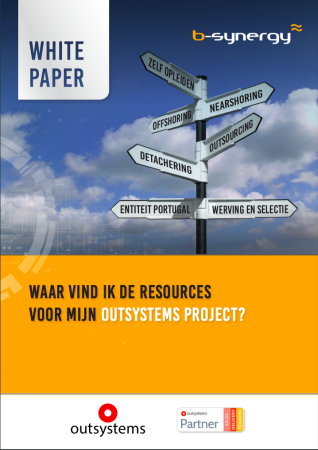 Whitepaper OutSystems developers