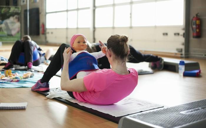 opleiding zwangerschaps gymdocent