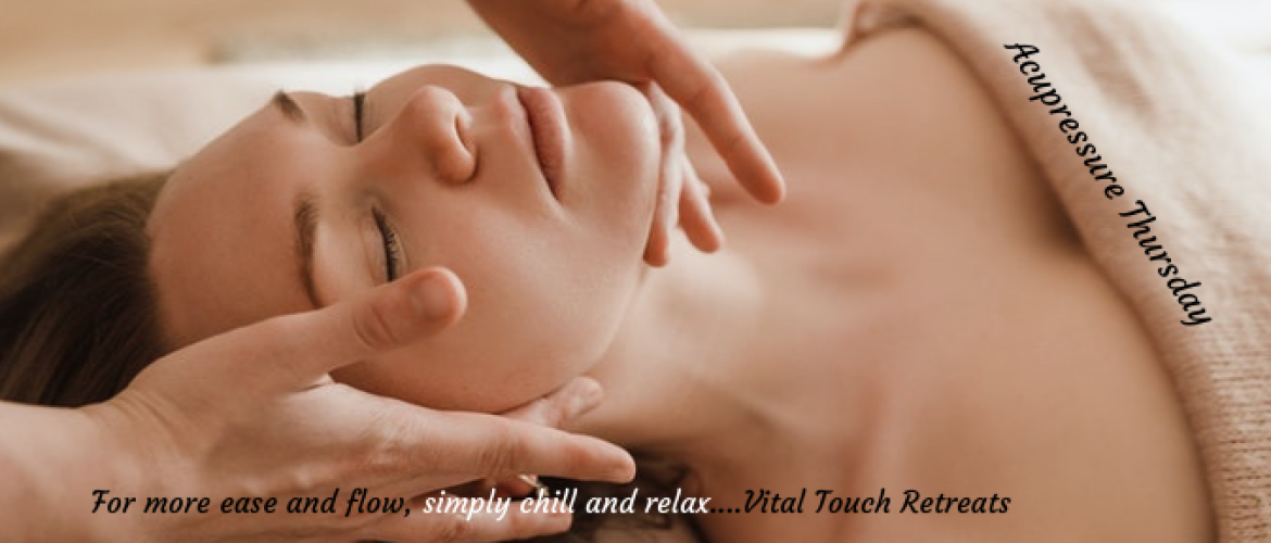 Find relief from addictive behaviour with acupressure
